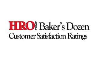 HRO Today Baker's Dozen Customer Satisfaction