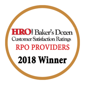 HRO Baker's Dozen Badge -2018 Winners!