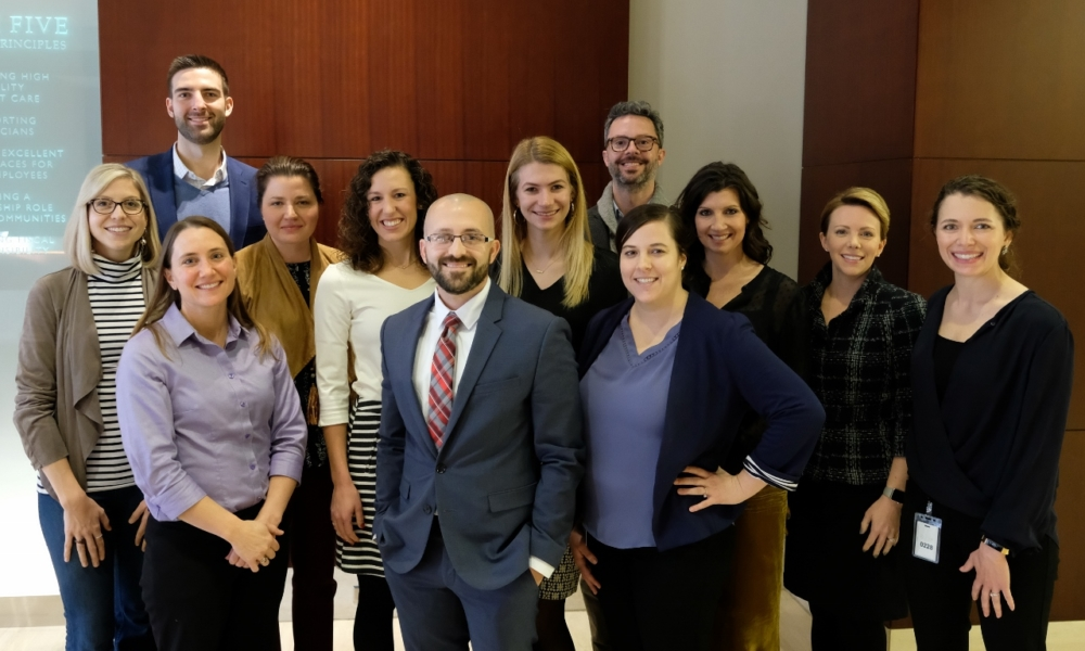 Leadership Health Care Marketing Cohort in Nashville at LifePoint Health