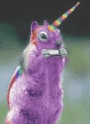 Purple Squirrel or Unicorn describes a hard to find candidate