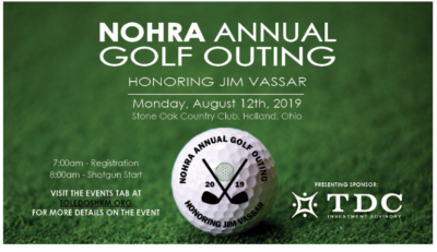 nohra annual golf outing