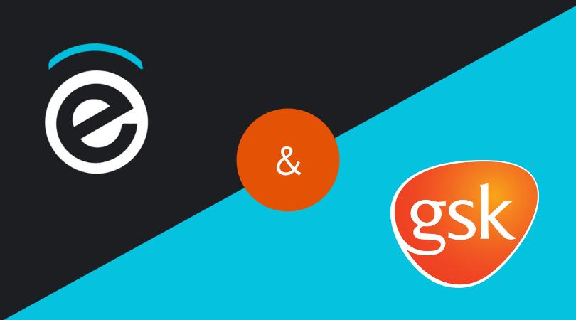 endevis and glaxosmithkline logos
