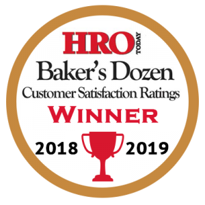 HRO Baker's Dozen Badge -2019 Winners!